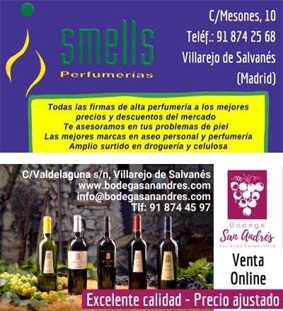 Bodegas San Andrés - Smells